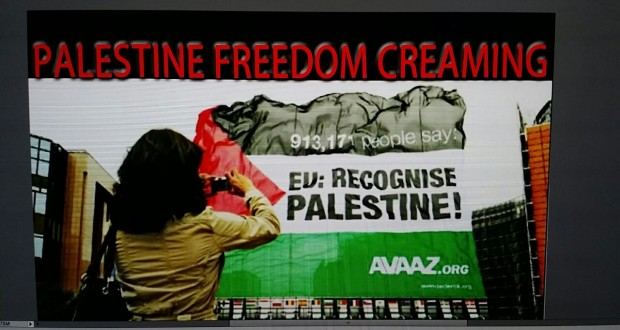 The 3rd Palestine Freedom Creaming will be on my 60th Birthday 20th Jan 2015