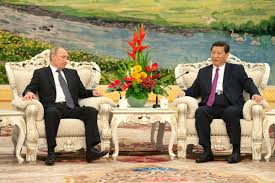 CHINA & RUSSIA ARE SIAMESE TWINS